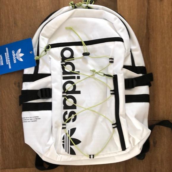 adidas Originals Bungee backpack NWT
